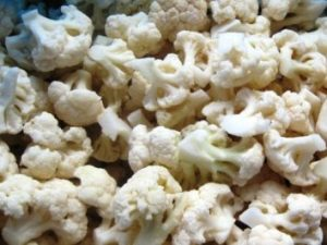 IQF CAULIFLOWER 30/60 MM