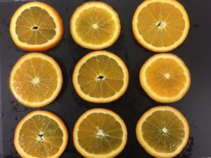 IQF ORANGE SLICES BULK